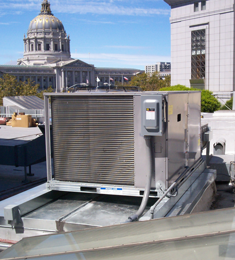 Comercial air conditioning repair