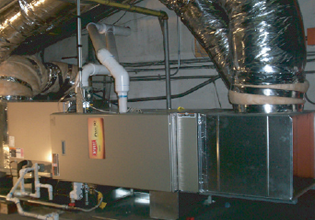 Residential Heating and Air Conditioning Installation
