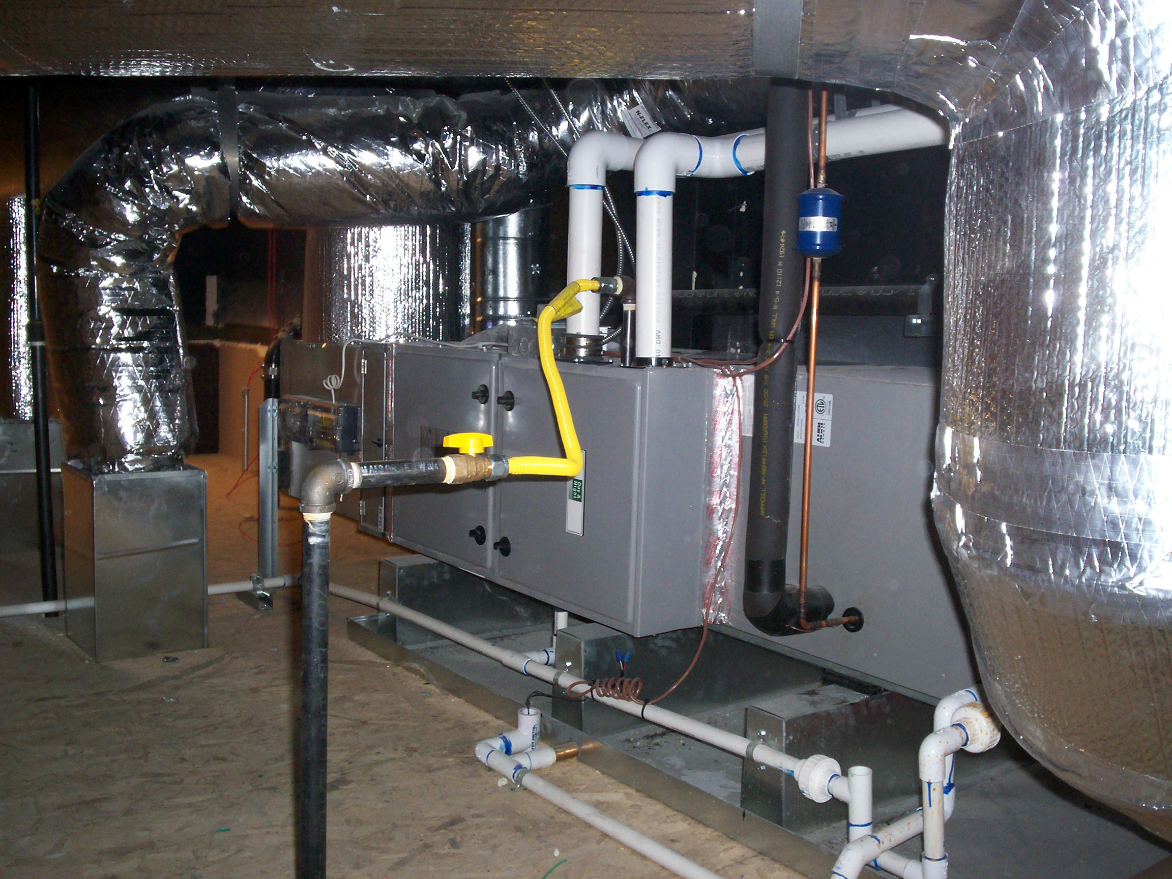 residential heating, air condtioning repairs & installation