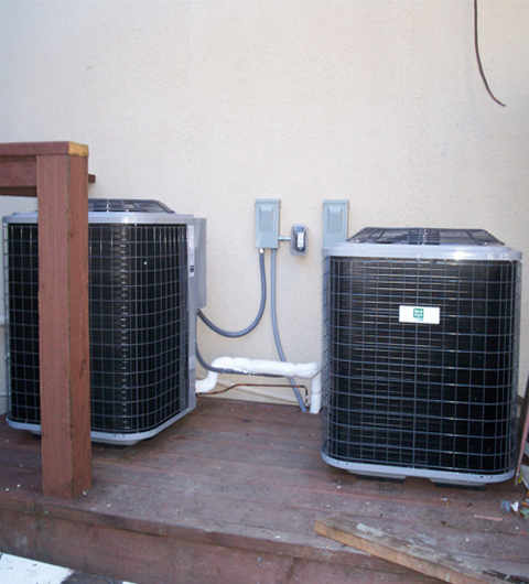 Residential Heating Installation
